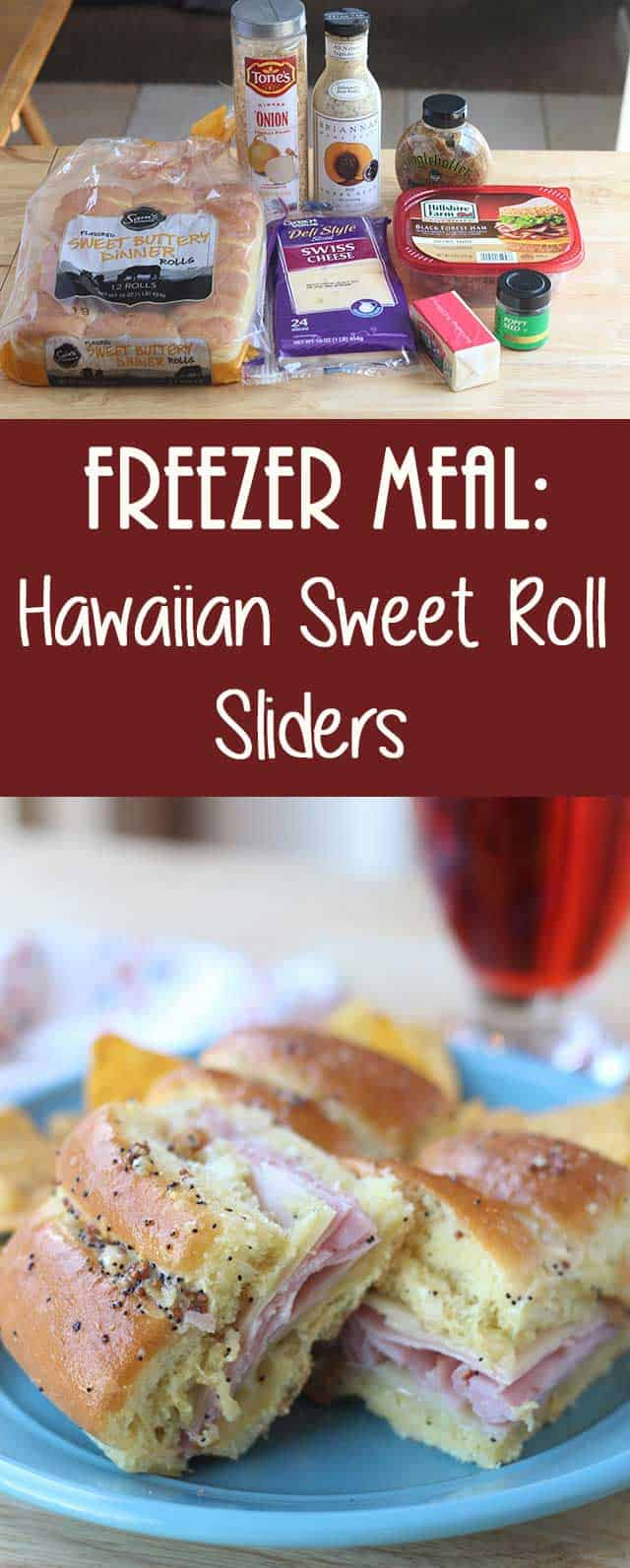 Hawaiian Sweet Roll Sliders Pinterest LongPin