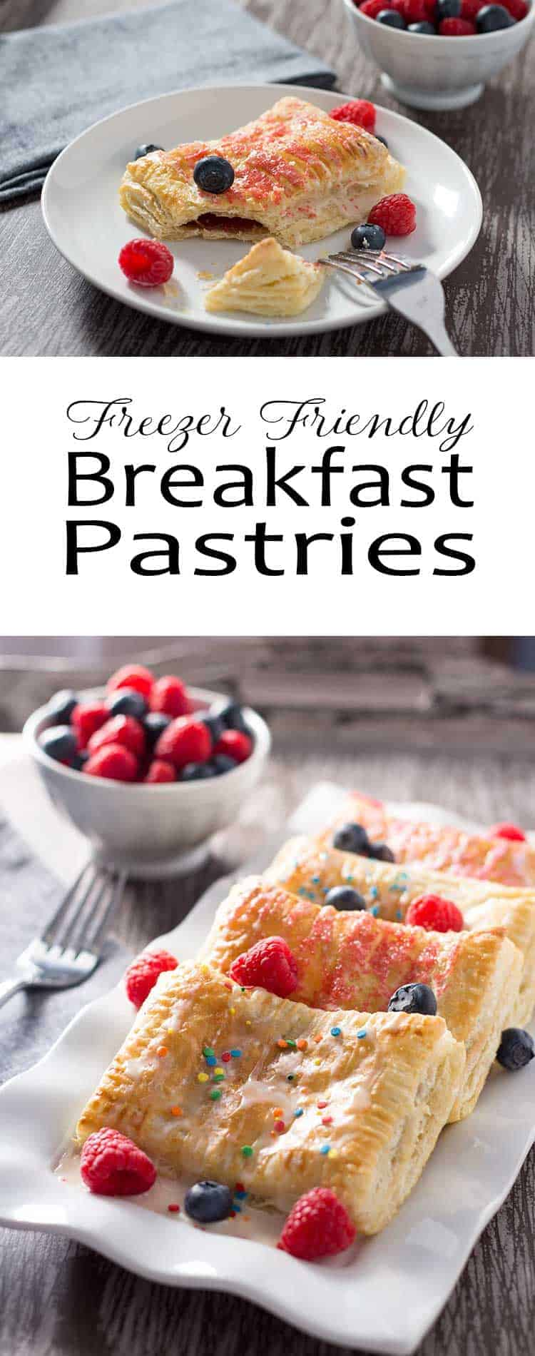 Easy Breakfast Pastries Pin