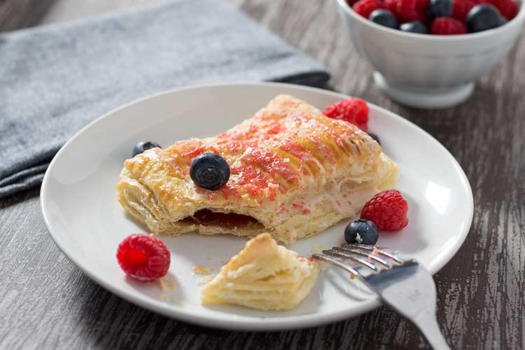 Easy Breakfast Pastries