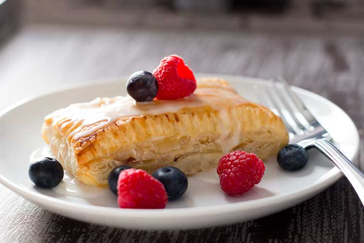 Easy Breakfast Pastries Single