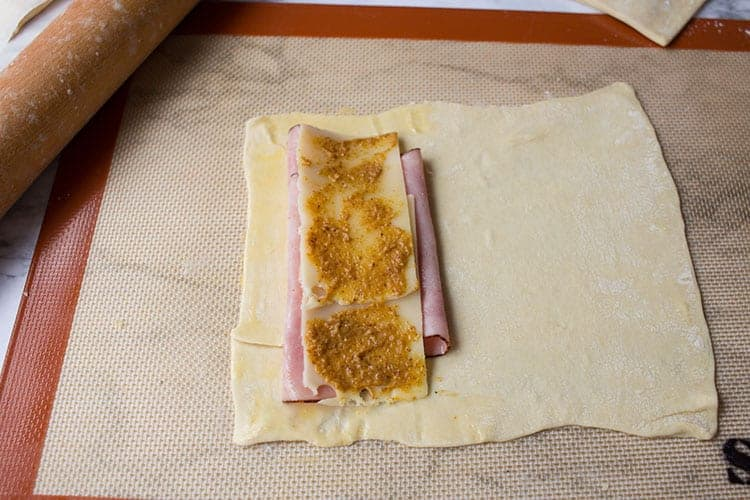 puff pastry freezer meal