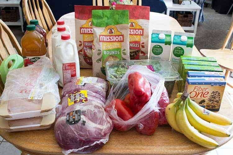 Shopping Trips – Harmons, Sprouts and Smith's 7/22