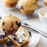 Make-Ahead Muffin Mix