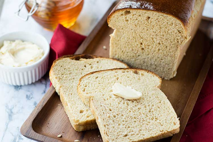 Amazing Honey Wheat Bread