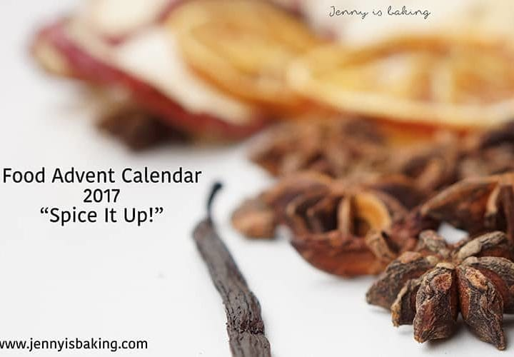 Spice It Up Advent Calendar banner