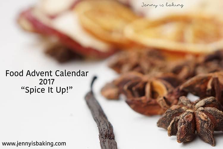 Spice It Up Advent Calendar 2017