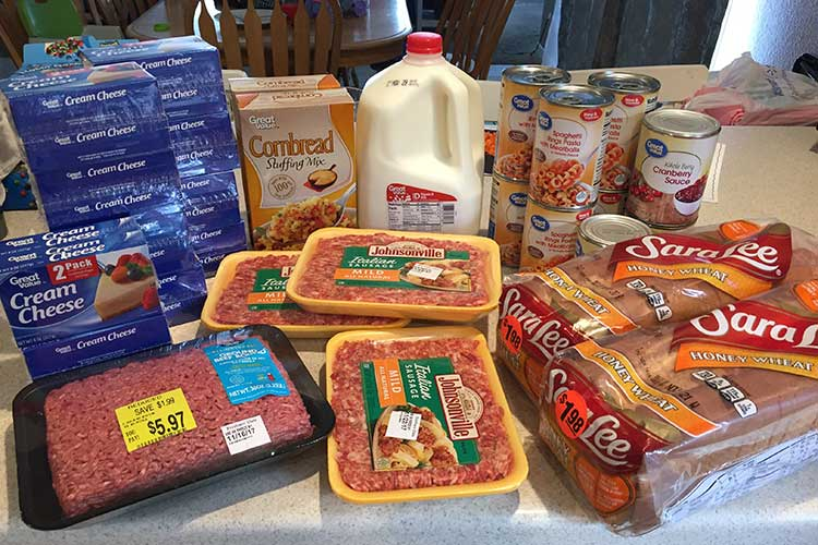 Shopping Trip – Walmart Neighborhood Market, 11/15