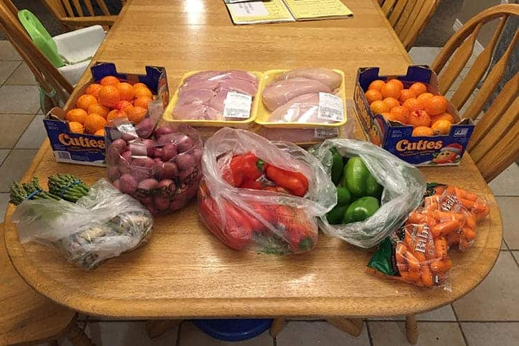 Shopping Trip – Sprout's Farmers Market, 12/6