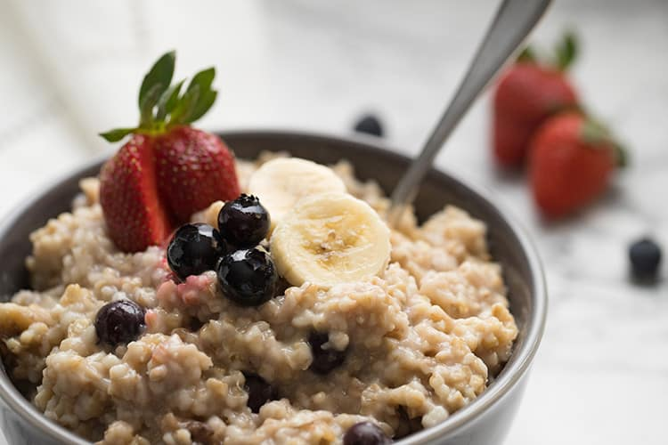 Instant Pot Easy Steel Cut Oatmeal