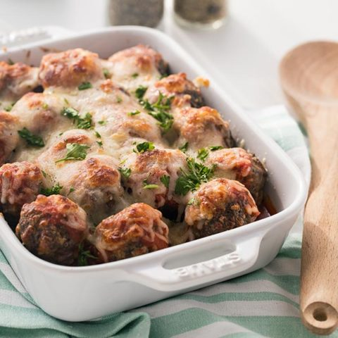 Easy Keto Meatballs