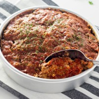 Instant Pot Meatloaf (Gluten-free Freezer Meal)