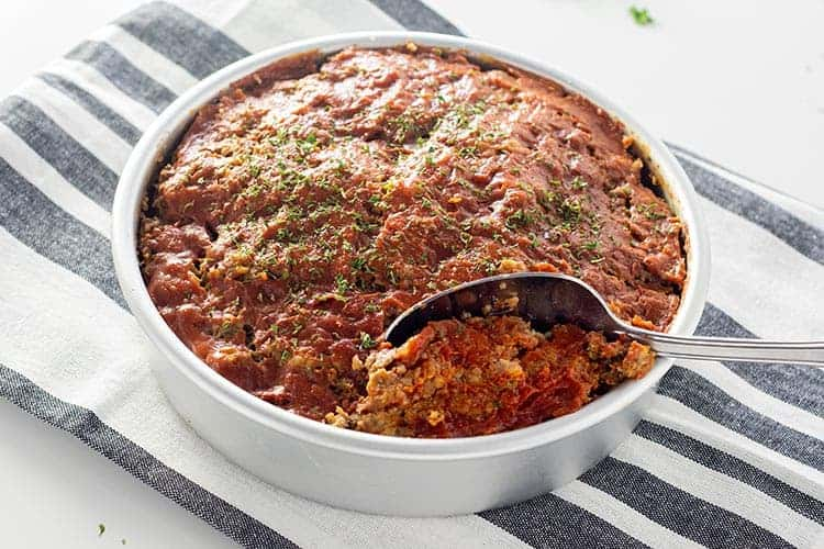 Easy Instant Pot Meatloaf Recipe (Gluten-free Freezer Meal)