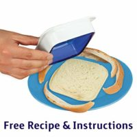 Sandwich Sealer n Decruster (Color May Vary)