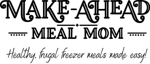 Make-Ahead Meal Mom logo
