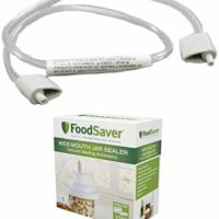 FoodSaver Wide-Mouth Jar Sealer Bundle